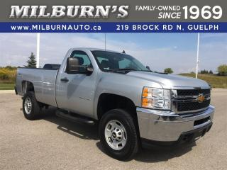 Used 2014 Chevrolet Silverado 2500HD WT for sale in Guelph, ON