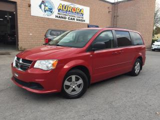 Used 2012 Dodge Grand Caravan SXT - FULL STOW N'GO - REAR AIR - ALLOYS for sale in Aurora, ON