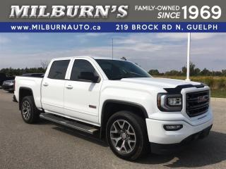 Used 2017 GMC Sierra 1500 SLT-All Terrain 4X4 for sale in Guelph, ON