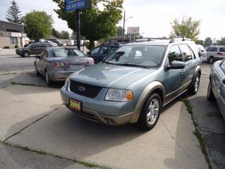 Used 2005 Ford Freestyle SEL for sale in Sarnia, ON