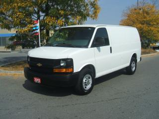 Used 2012 Chevrolet Express 2500 HEAVY DUTY for sale in York, ON