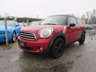 Used 2013 MINI COOPER Paceman PANO ROOF / ONE OWNER / ACCIDENT FREE for sale in Newmarket, ON