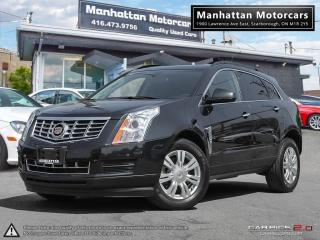 Used 2013 Cadillac SRX PREMIUM PKG |1OWNER|WARRANTY|PHONE|83,000KM for sale in Scarborough, ON