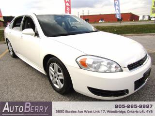Used 2009 Chevrolet Impala LS - 3.5L for sale in Woodbridge, ON