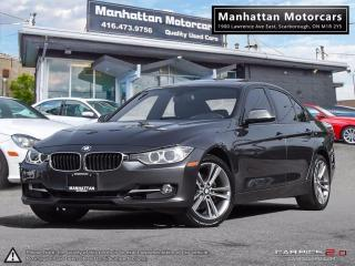 Used 2013 BMW 3 Series 328i X-DRIVE SPORTLINE |NAV|CAMERA|PHONE|SUNROOF for sale in Scarborough, ON
