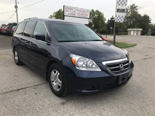Used 2006 Honda Odyssey EX-L for sale in Komoka, ON