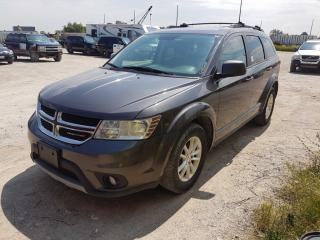 Used 2014 Dodge Journey SXT for sale in Innisfil, ON