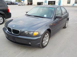 Used 2003 BMW 325i for sale in Innisfil, ON