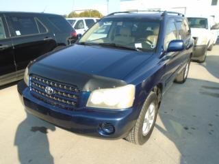 Used 2003 Toyota Highlander for sale in Innisfil, ON