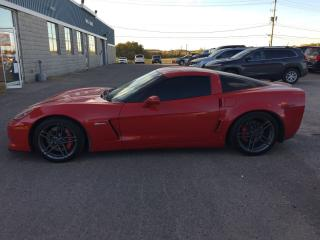 Used 2007 Chevrolet Corvette Z06 Z06 for sale in North York, ON