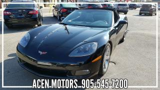 Used 2007 Chevrolet Corvette 6 Speed Coupe for sale in Hamilton, ON