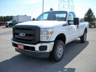 Used 2012 Ford F-250 XL | Regular Cab 4x4 for sale in Stratford, ON