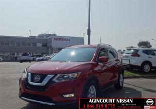 Used 2017 Nissan Rogue SV|FWD|No Accidents|Non Rental| for sale in Scarborough, ON