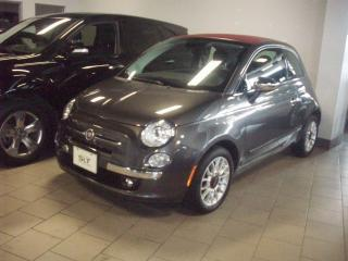 Used 2015 Fiat 500 Lounge for sale in Markham, ON