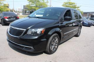 Used 2015 Chrysler Town & Country S LOADED for sale in North York, ON