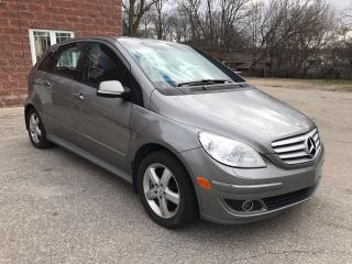 Used 2007 Mercedes-Benz B 200 SAFETY & WARRANTY INCLUDED for sale in Cambridge, ON