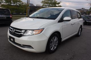 Used 2015 Honda Odyssey EX-L w/Navi for sale in North York, ON