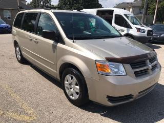 Used 2008 Dodge Grand Caravan SE - NO ACCIDENT - SAFETY & WARRANTY INCLUDED for sale in Cambridge, ON