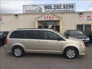 Used 2013 Dodge Grand Caravan SXT, Leather, WE APPROVE ALL CREDIT for sale in Mississauga, ON