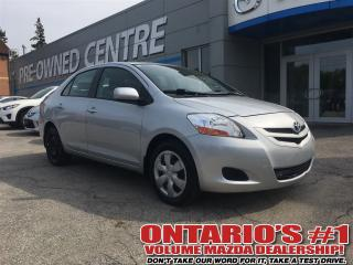 Used 2007 Toyota Yaris BASE for sale in North York, ON