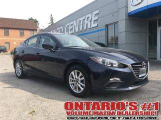 Used 2014 Mazda MAZDA3 GS-SKY GS /  HEATED SEATS / ONE OWNER!!!! for sale in North York, ON