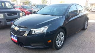 Used 2014 Chevrolet Cruze 2LS, ONE OWNER, NO ACCIDENTS for sale in North York, ON