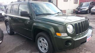 Used 2009 Jeep Patriot North, AUTO, S-ROOF, ONE OWNER, ACCIDENT FREE for sale in North York, ON
