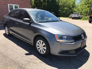 Used 2012 Volkswagen Jetta Trendline+ - ONE OWNER/SAFETY/WARRANTY INCLUDED for sale in Cambridge, ON