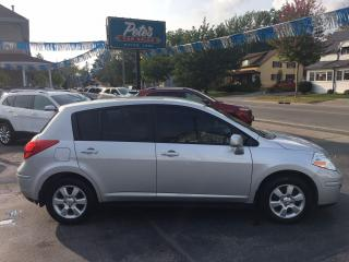 Used 2010 Nissan Versa 1.8 SL for sale in Dunnville, ON