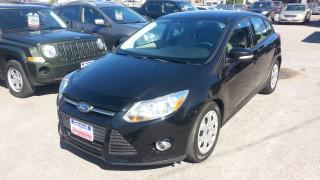 Used 2012 Ford Focus SE, HATCH, AUTO, ONE OWNER, NO ACCIDENTS for sale in North York, ON