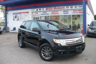 Used 2008 Ford Edge SEL  NAVIGATION for sale in Etobicoke, ON