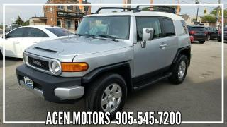 Used 2007 Toyota FJ Cruiser C Package for sale in Hamilton, ON