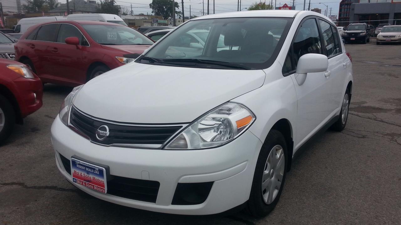 2012 Nissan Versa 1.8 S, AUTO, ACCIDENT FREE, 73K