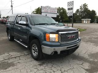 Used 2010 GMC Sierra 1500 SLE for sale in Komoka, ON