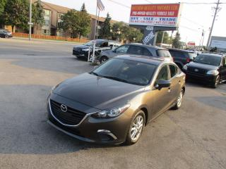 Used 2014 Mazda MAZDA3 GS-SKY,FULLY LOADED!!!!! for sale in Scarborough, ON