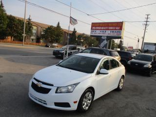 Used 2014 Chevrolet Cruze 1LT,-Backup Camera for sale in Scarborough, ON
