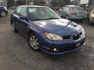 Used 2007 Subaru Impreza for sale in Surrey, BC