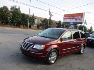 Used 2008 Chrysler Town & Country Limited ,Backup Camera, for sale in Scarborough, ON
