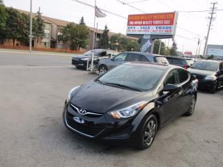 Used 2016 Hyundai Elantra Sport Appearance for sale in Scarborough, ON