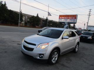 Used 2010 Chevrolet Equinox 2LT,AWD,FULLY LODED!!!! for sale in Scarborough, ON