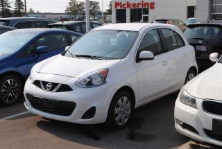 Used 2016 Nissan Micra POWER WINDOWS & LOCKS   BLUETOOTH for sale in Pickering, ON