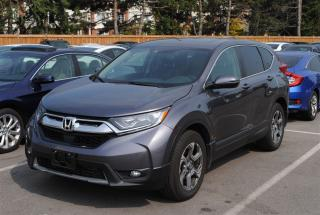 Used 2017 Honda CR-V EX-L | LEATHER | REMOTE START | HONDA SENSING for sale in Pickering, ON