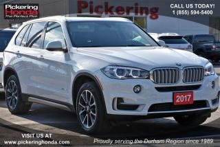 Used 2017 BMW X5 xDrive35i | LEATHER | NAVI | REAR CAMERA for sale in Pickering, ON