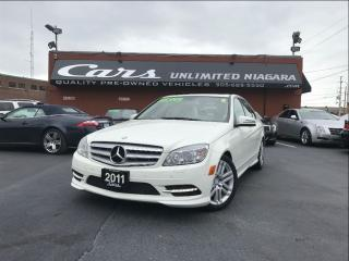 Used 2011 Mercedes-Benz C-Class 300 | 4-matic ... for sale in St Catharines, ON