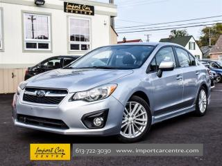 Used 2013 Subaru Impreza 2.0i w/Touring Pkg for sale in Ottawa, ON