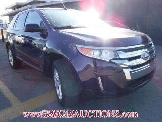 Used 2011 Ford EDGE SEL 4D UTILITY 2WD for sale in Calgary, AB