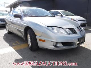 Used 2003 Pontiac SUNFIRE  2D COUPE for sale in Calgary, AB