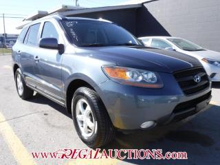 Used 2007 Hyundai Santa Fe GL 4D Utility AWD 3.3L for sale in Calgary, AB