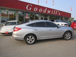Used 2010 Honda Accord EXL! CROSSTOUR! CLEAN CARPROOF! for sale in Aylmer, ON