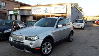 Used 2007 BMW X3 3.0si w/NAV for sale in Etobicoke, ON